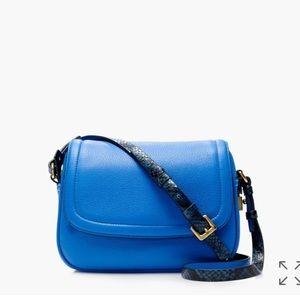 J. Crew Signet Flap Bag